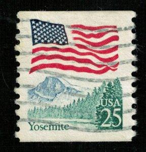 Yosemite, 25 c (3703-Т)