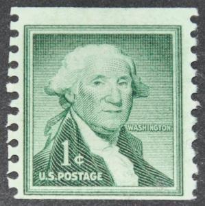 DYNAMITE Stamps: US Scott #1054 – MINT hr