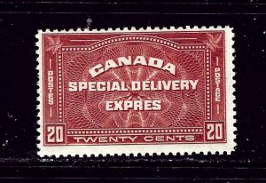 Canada E4 MLH 1930 issue