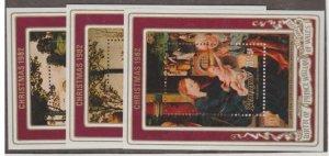 Penrhyn Island Scott #208-209-210 Stamps - Mint NH Set