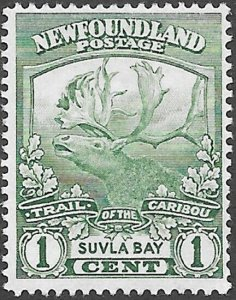 Newfoundland Scott Number 115 FVF H