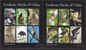 Palau, Fauna, Birds MNH / 2007