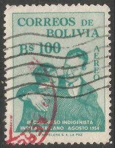 BOLIVIA C180 VFU A1203