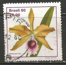 BRAZIL 1714 VFU R334-4