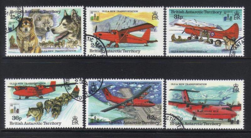 B.A.T 1994 HONG KONG STAMP EXH FINE USED SET OF 6 CAT £15