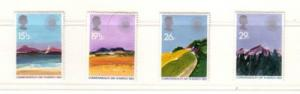 Great Britain Sc1015-8 1983 Commonwealth Day stamps NH