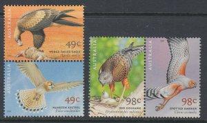 Australia 2002-2005a Birds MNH VF