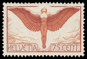 SWITZERLAND C11  Mint (ID # 93428)