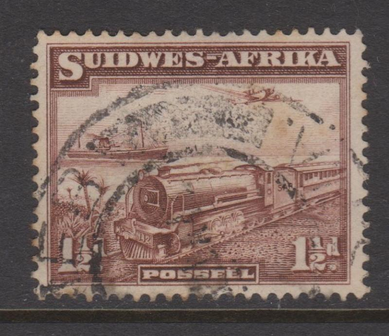 South West Africa 1937 Sc#110a Used