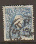 Austria Lombardy Venetia #12 Used