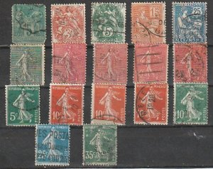 France Used lot #190923-1