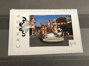 Canada Post Picture Postage * Walt Disney Parade* *$1.10* denomination