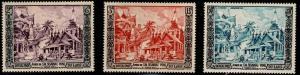 Laos Scott 25-26, C13 MNH** Laotian Temples set CV $255