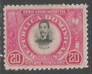 DOMINICAN REPUBLIC 149 MOG N424-5