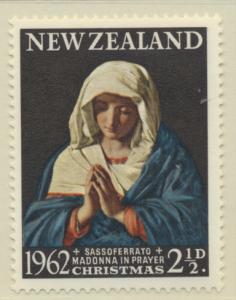 New Zealand Stamp Scott #358, Mint Hinged - Free U.S. Shipping, Free Worldwid...