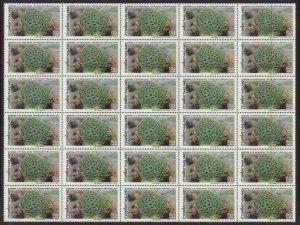 1992 Thailand Letter Writing Week Set in Blocks of 30 U/M SG1650/1653
