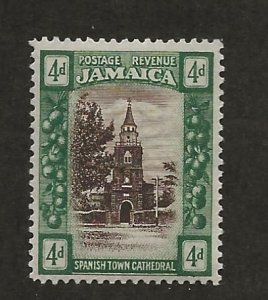 JAMAICA SC# 81  FVF/MLH