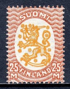 Finland - Scott #152 - MH - SCV $1.75