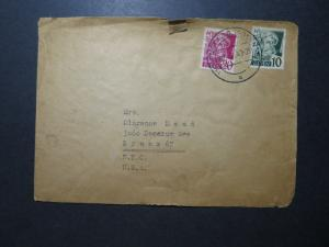 Germany 1949 Baden Cover to USA - Z11878
