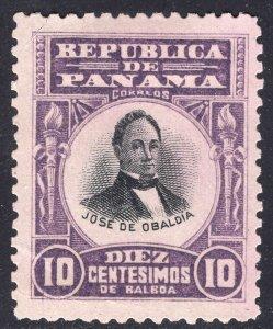 PANAMA SCOTT 191