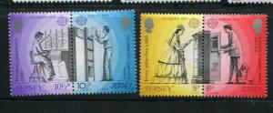 Jersey #203-5a MNH (Box2)