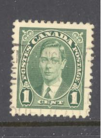 Canada Sc # 231 used (DT)
