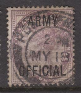 Great Britain Sc#O55 Used
