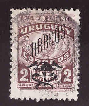 Uruguay Scott 547 Used stamp