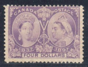 CANADA #64 Mint OG LH Jubilee