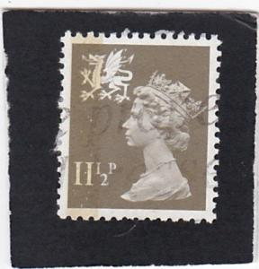 Great Britain;  Wales &  Monmouthshire;  #  16   used