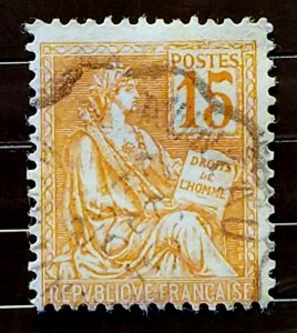 France #117 Used