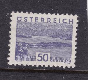 Austria a MH 50gr from the 1932 set