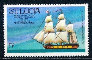 Saint Lucia #382 Single MNH