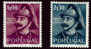 Portugal SC#778-779 Mint F-VF SCV$12.10...A Wonderful Country!