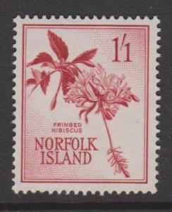 Norfolk Island Sc#36 MVLH