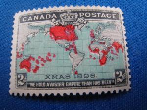 CANADA - SCOTT # 86 -  MH