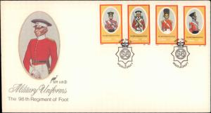 South Africa, Ciskei, Worldwide First Day Cover, Military Related