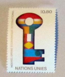 UN, Geneva - 89, MNH Complete. Economic Order. SCV - $0.85