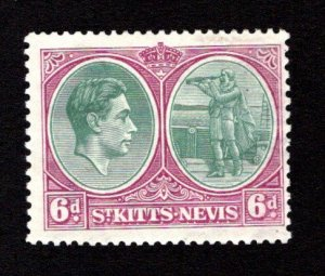 ST. KITTS AND NEVIS  SC# 85a  F/MNH