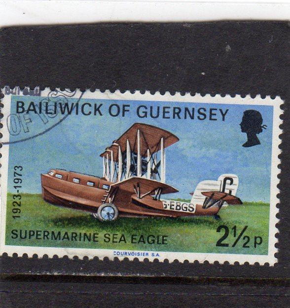 Guernsey Planes used