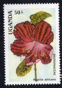 Uganda 618 Flower MNH VF