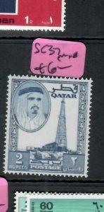 QATAR (P2708B)   SHEIKH 2R  SG 35   MNH
