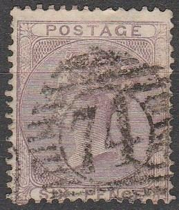 Great Britain #27 F-VF Used CV $100.00  (A8610)
