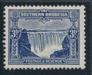 Southern Rhodesia SG 18 SC# 20   MH see scan and details