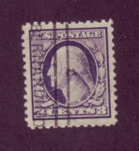 529 Used,  3c. Washington,  ***XF***  Jumbo