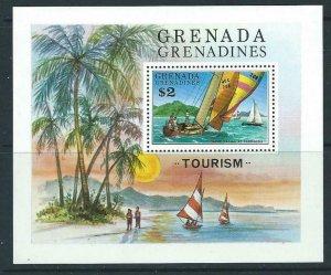 GRENADA GRENADINES SGMS162 1976 TOURISM MNH