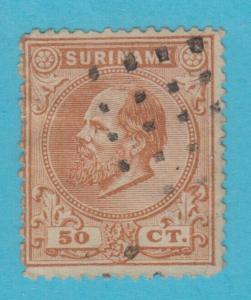 Surinam 14 - N°Défauts Très Fine