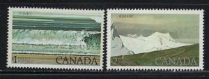 Canada 726-27 NH 1977-82 High Values