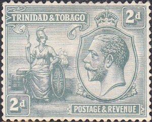 Trinidad & Tobago #24 MH