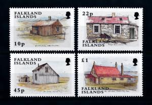 [72068] Falkland Islands 2003 Sheep Farms  MNH